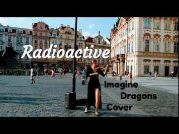 Radioactive - Iryna Marchak (Imagine Dragons Violin Cover)