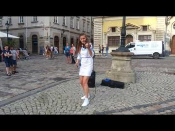 Дикі танці - Ірина Марчак (Руслана кавер) Львів