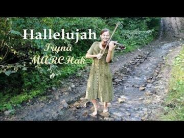 Hallelujah (violin cover) - Iryna Marchak
